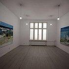 """exhibition view 6   """"Reflection"""" Kolonia Artystów , Gdańsk"""