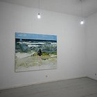 """exhibition view 8   """"Reflection"""" Kolonia Artystów , Gdańsk"""