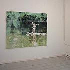 """exhibition view """"Reflection"""" Kolonia Artystów , Gdańsk"""
