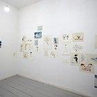 """exhibition view 14  """"Reflection"""" Kolonia Artystów , Gdańsk"""