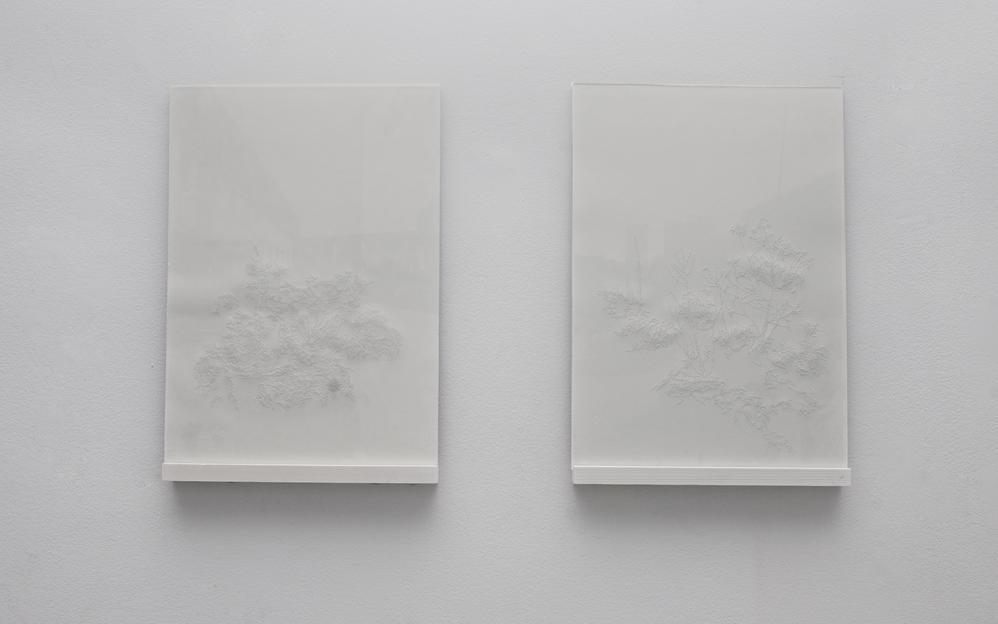 Viue from the exchibition 7 Meeting Point, GGM, works of Nobuko Hayashi