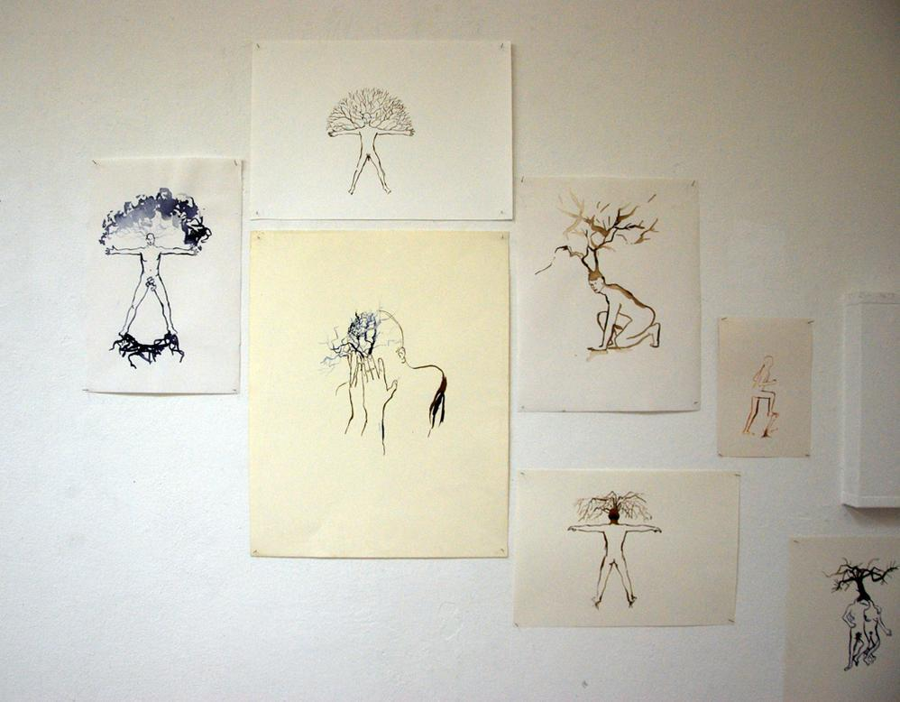drawing instalation- part