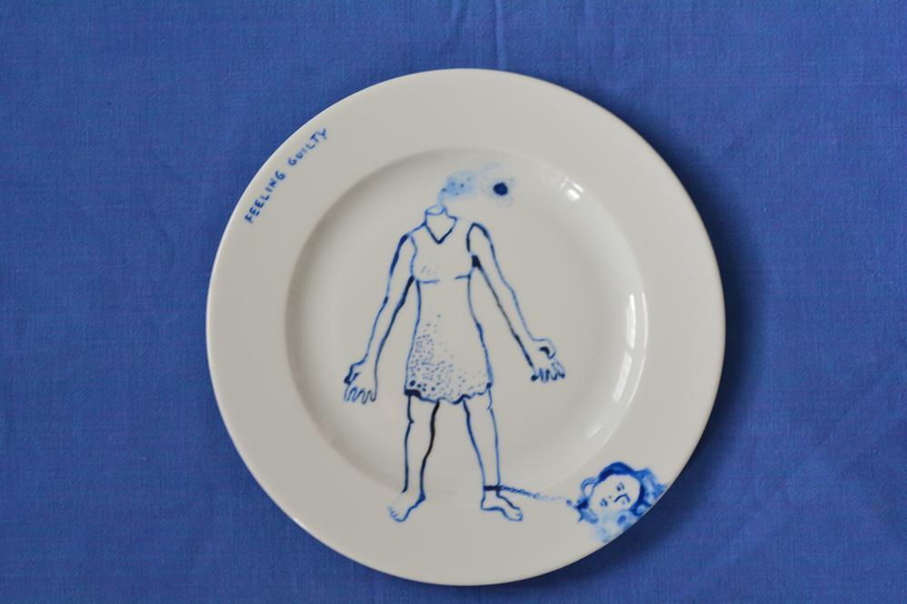 """service"" plate 2"