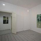 """exhibition view 3  """"Reflection"""" Kolonia Artystów , Gdańsk"""