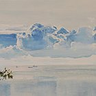 Blue clouds 2