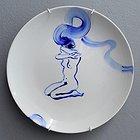 Dinner plate 06