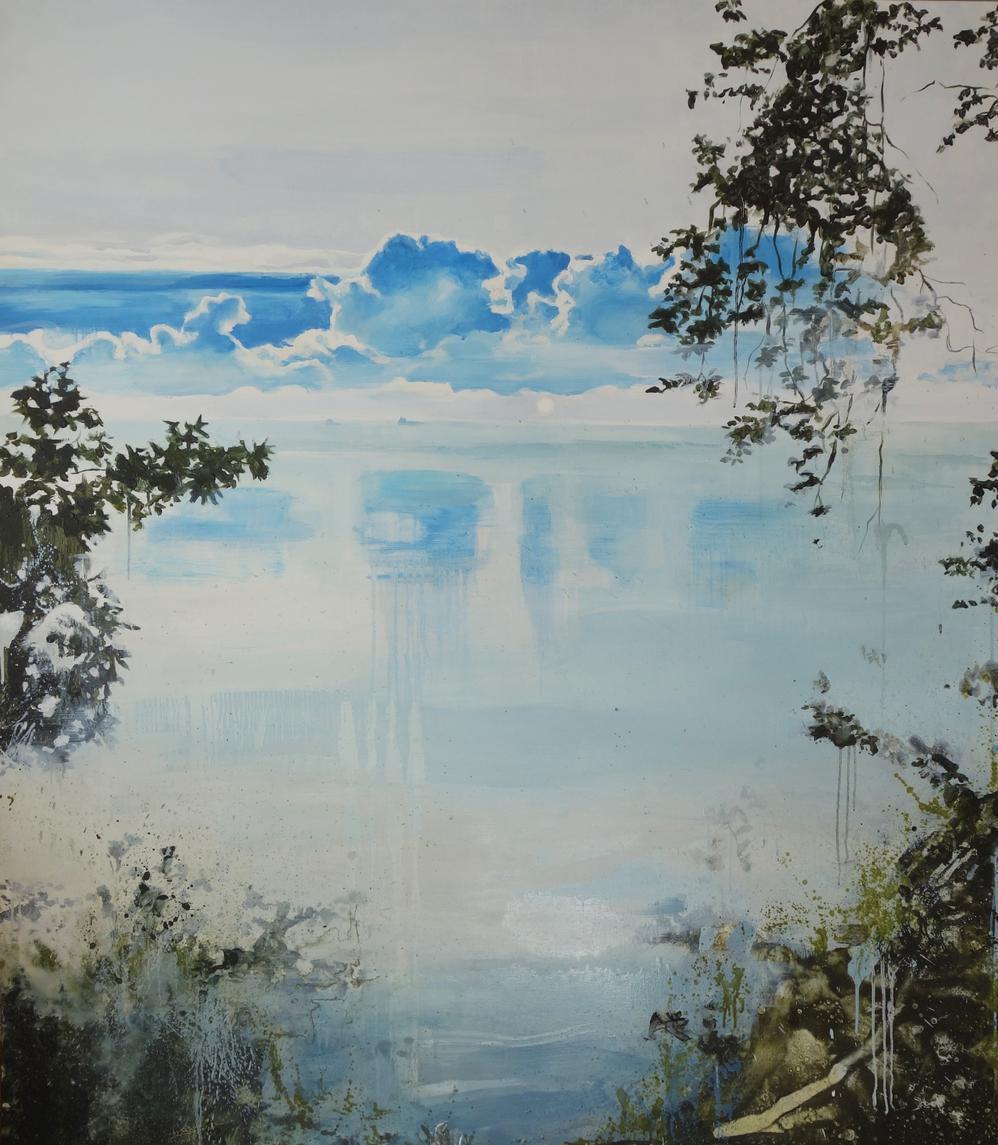 Blue clouds 4