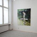 """exhibition view 2 """"Reflection"""" Kolonia Artystów , Gdańsk"""