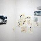 """exhibition view 16 """"Reflection"""" Kolonia Artystów , Gdańsk"""