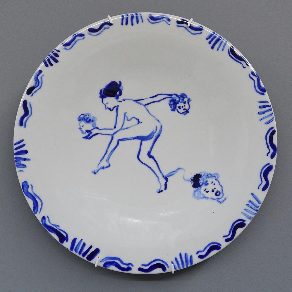 Dinner plate 10