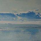 Blue clouds 5