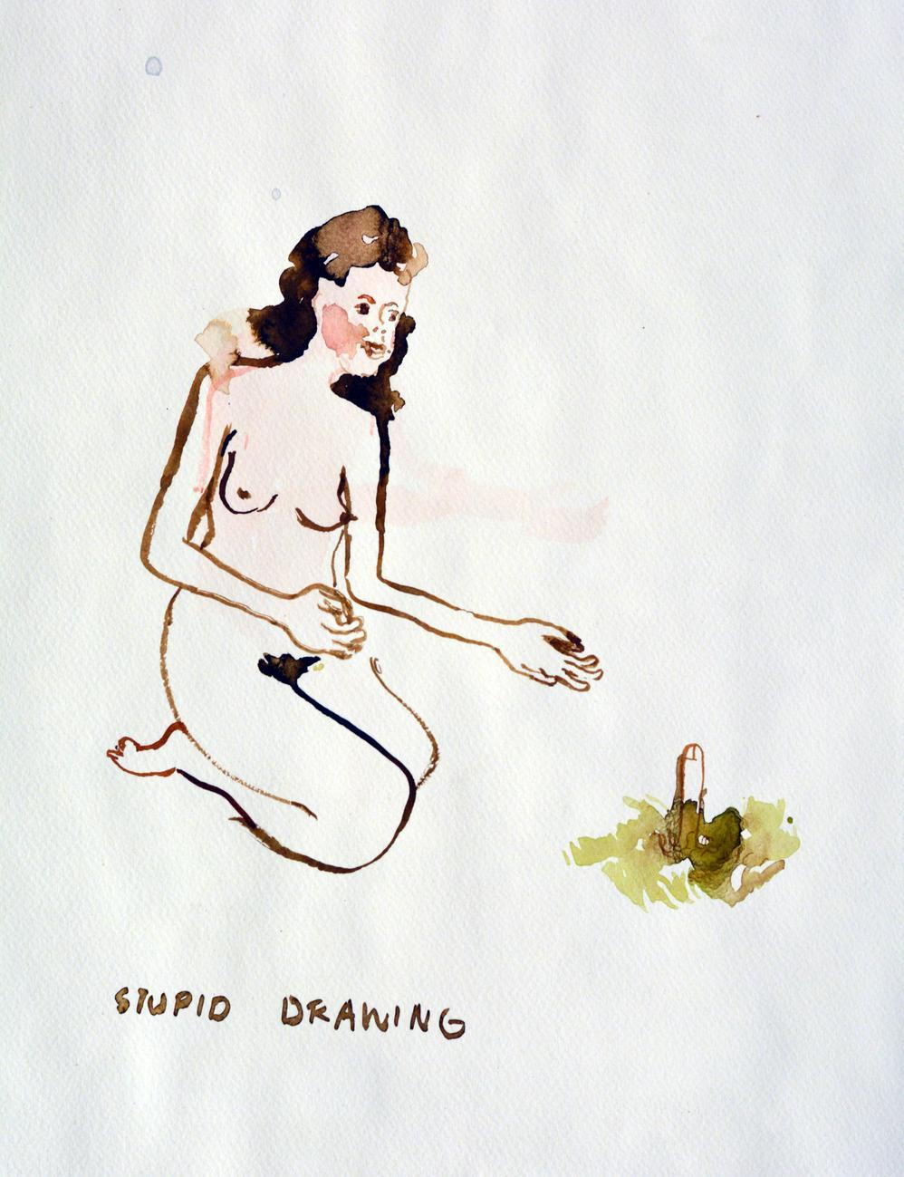 Stupid Drawing