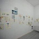 """exhibition view 15  """"Reflection"""" Kolonia Artystów , Gdańsk"""